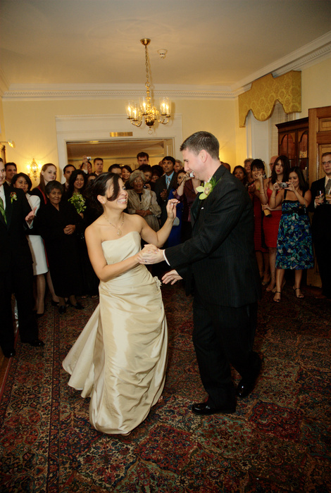 The first dance | Washington DC Wedding Photographer, Ben Rasmussen Photography